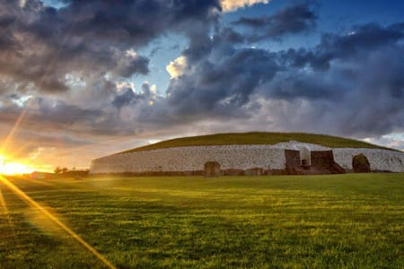 The Cottage  Newgrange View