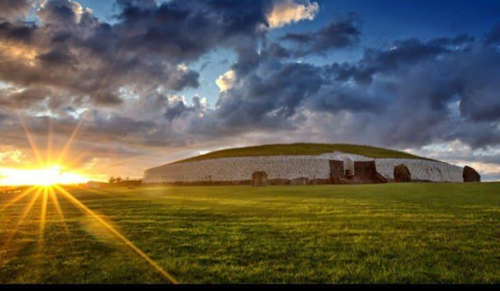 The Cottage  Newgrange View