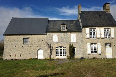 Norman Farmhouse / Tour de France - Angoville-au-Plain - Rumah