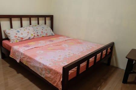 Bedroom for 2 pax in Ocana