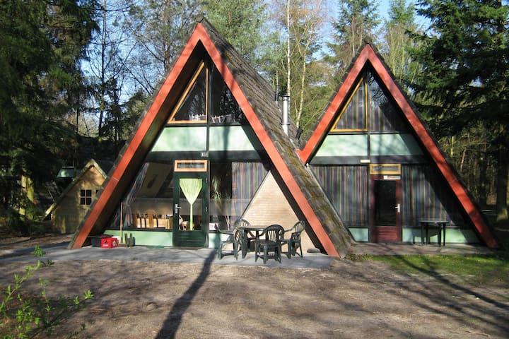 Comfortabele bungalow in Limburg op een vakantiepark