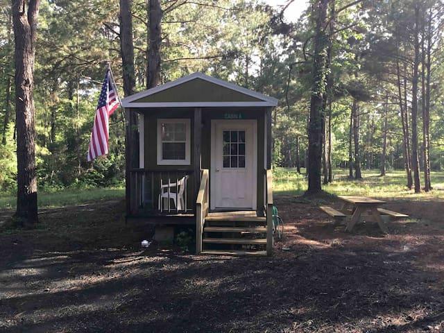 All-You-Need Cabin Cypress Bend, La -Cabin E