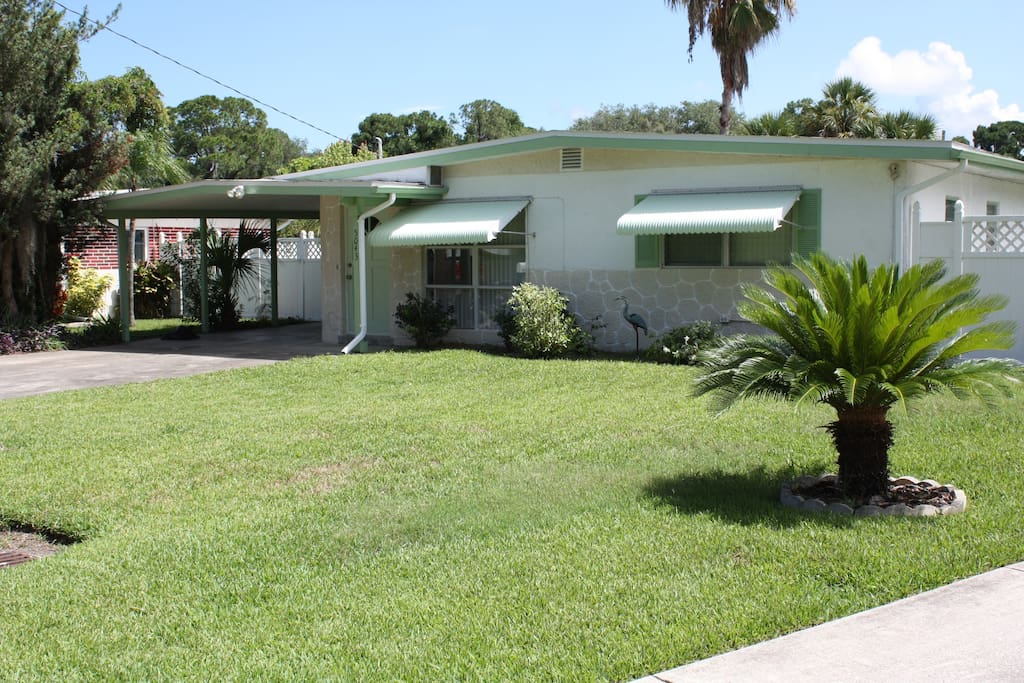 Florida bungalow