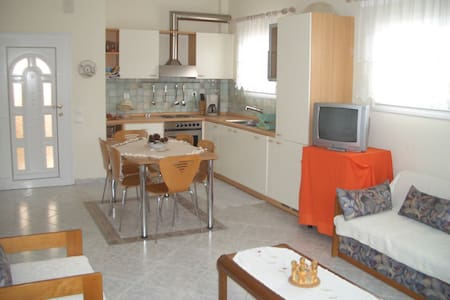 Halkidiki-Beautiful holiday apart. - Kalandra - Apartment