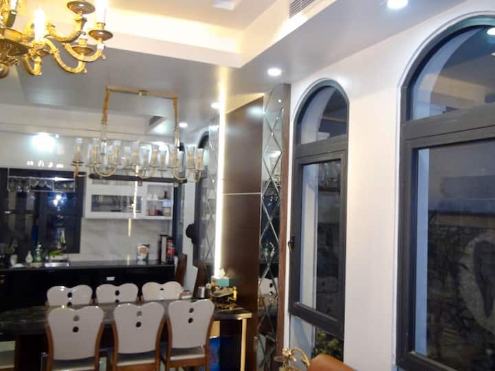 1 Bedroom Khanh Phong Venice Kitchen, Livingroom.