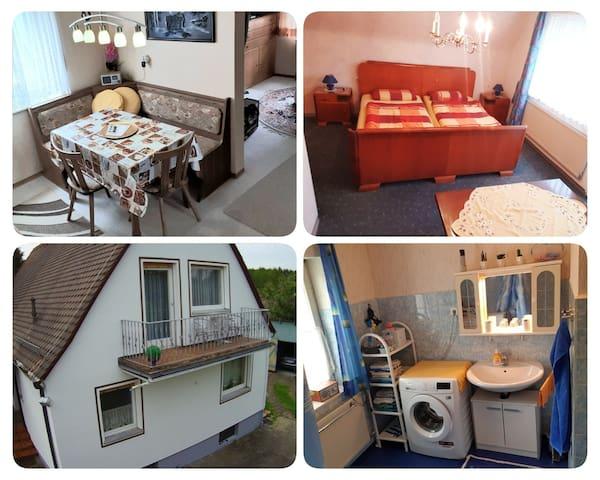 Doppelhaushälfte /DHH Semi-detached house + WiFi