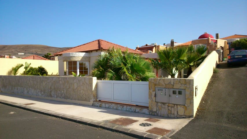 Wonderful chalet close to the beach