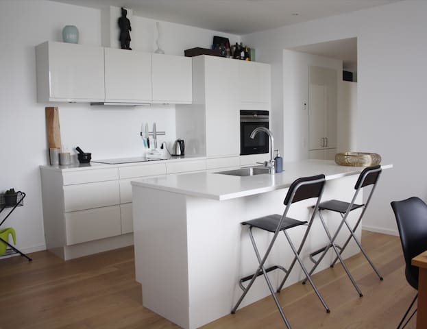 Modern Apartment in Aarhus Ø (new area)