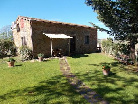 Appartamento Rosmarino vicino al mare in Toscana