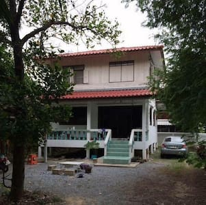 Room in House with kitchen, MRT, WIFI - Bangkok