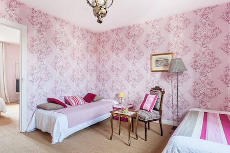Suite Marie-Antoinette - Le Chesnay