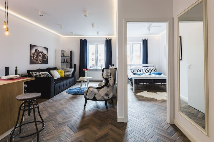 WARSAW Old Town | Modern 1-Bedroom APARTMENT