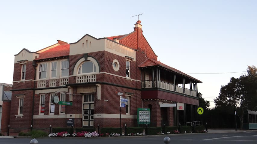 The Bank B&B West Wyalong - West Wyalong - Bed & Breakfast