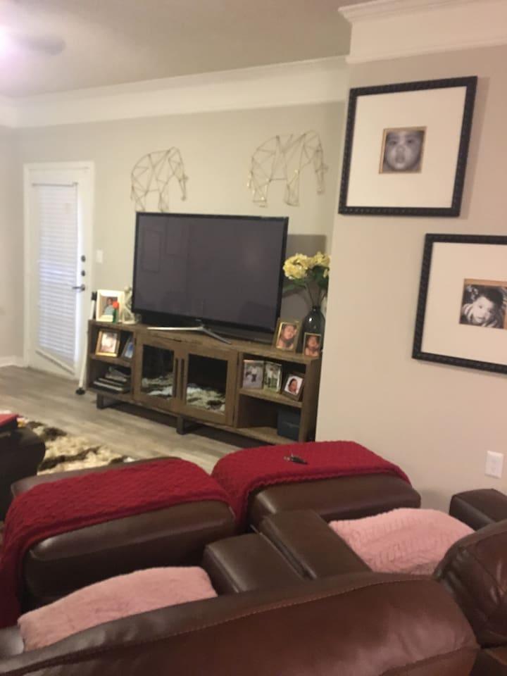 Living room entertainment