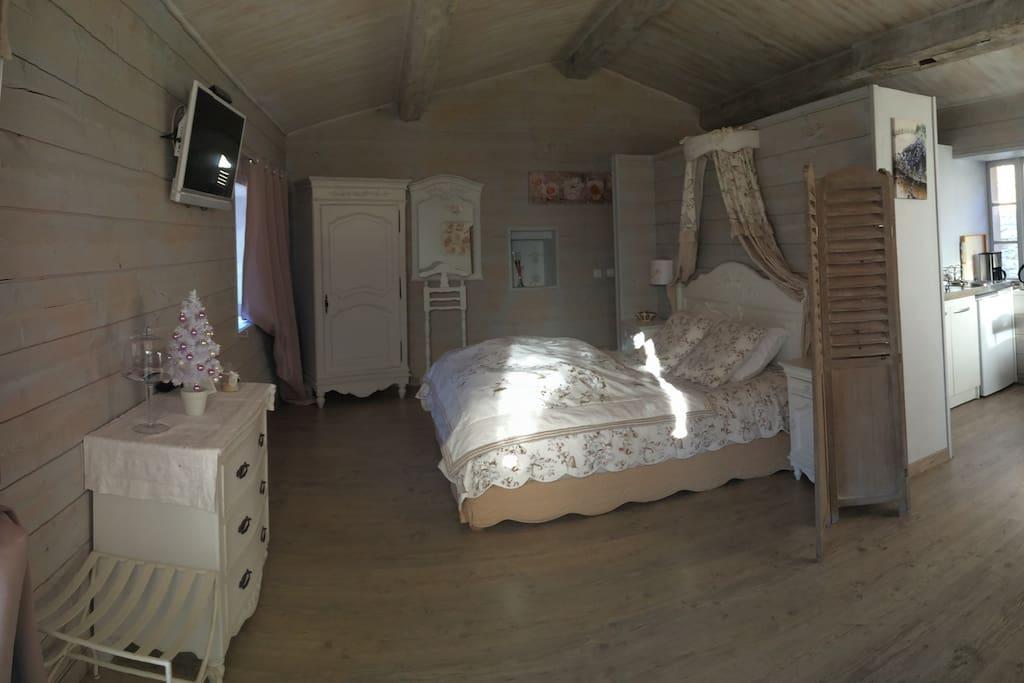 Chambre de charme cocooning chambres d 39 h tes louer for Chambre de charme france