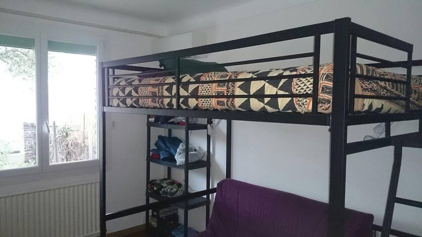 Chambre dans villa tranquille  - Millas - Rumah