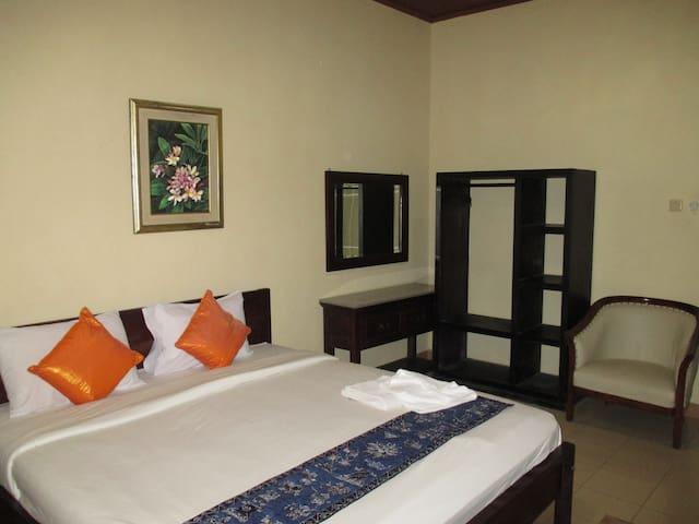 Room in Tradisional House in Jogja