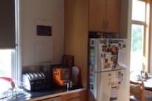 Kitchen - shared area