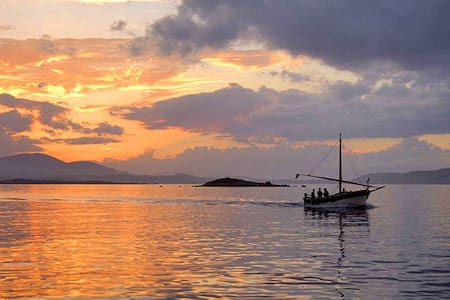 Vicino alla spiaggia La Cinta - San Teodoro