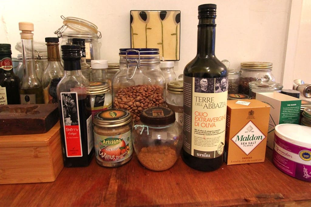 Everything you need for cooking