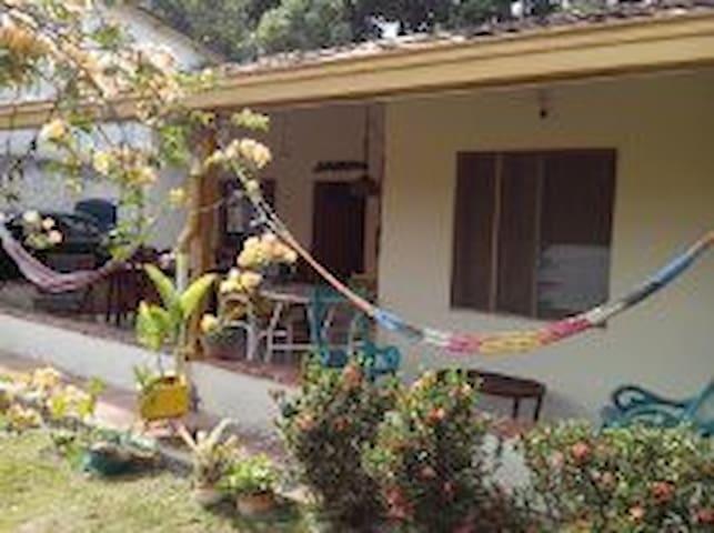 Cabaña campestre 16 usd por persona - La Pintada - Casa de campo