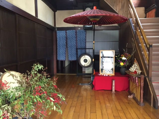 Kagura&Murasaki 1 神楽Japanese style Room1 - Takayama-shi - Bed & Breakfast