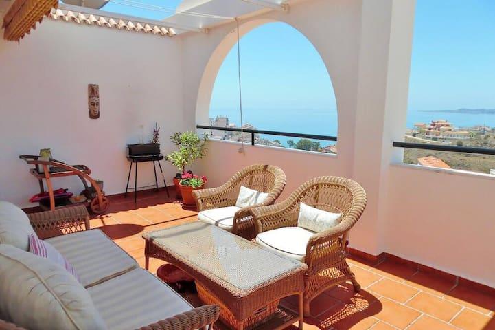 Amazing 1 bed/1 bath apartment - Benalmádena - Apartament