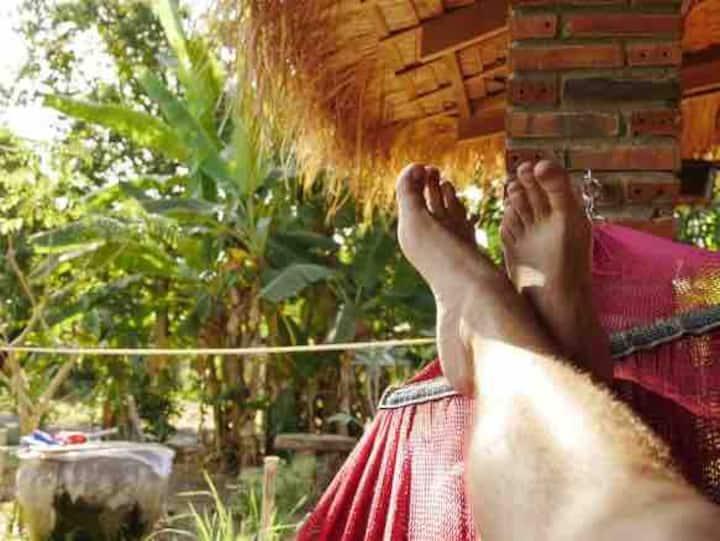 Black Bamboo Homestay-  Battambang/ Wat Kor