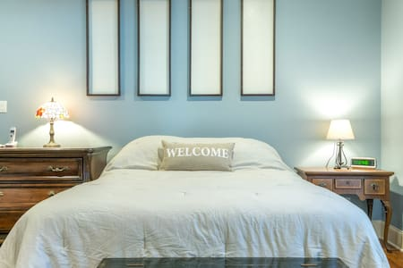 Master Suite in Cultural District - Fort Worth - House - 1