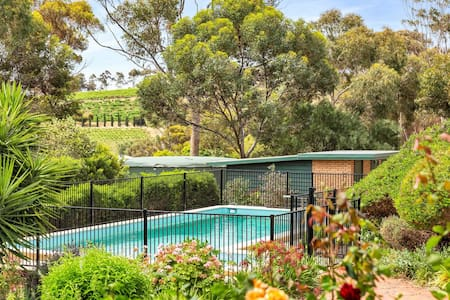 Las Vinas@McLaren Vale, Central-Private-on 4 acres