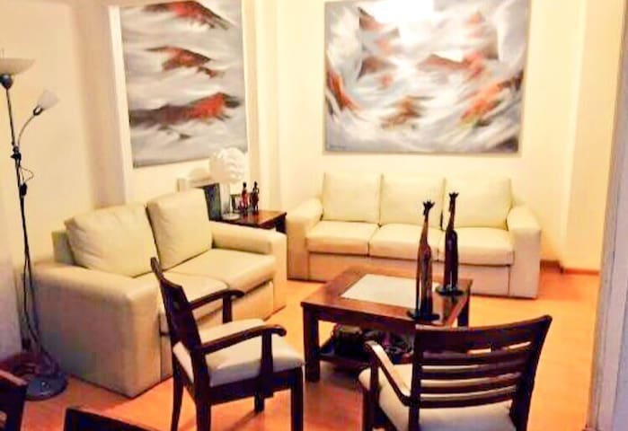 Gran Apartamento amoblado Pocitos - Montevideo