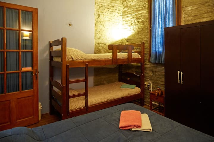 4 Beds Room in a charming Bed & Breakfast