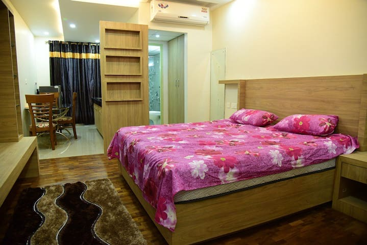 Trivandrum Service Apartment(A/c)-CityCenter-05E