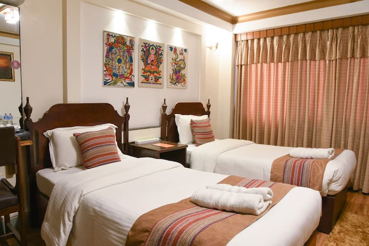 Nepal Pavilion Inn Super Deluxe Room