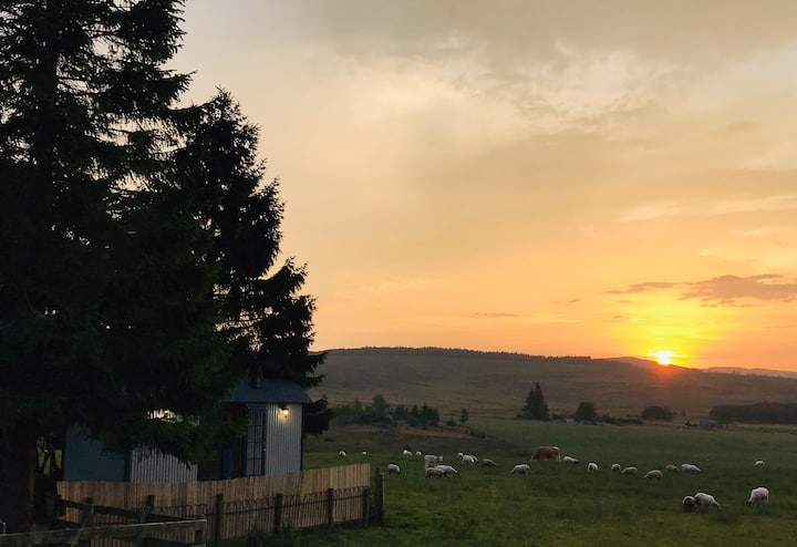 The Shepherds Retreat on the Speyside Whisky Trail