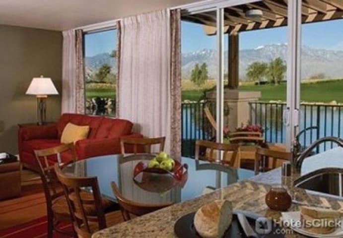 Coachella Music Festival 2 Bedroom Villa