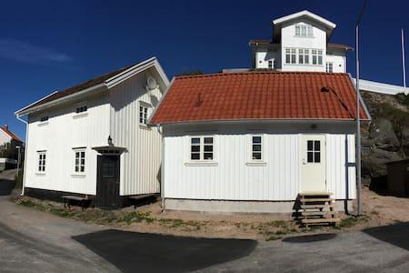 Centralt i Grundsund i sydläge - Grundsund - Rumah