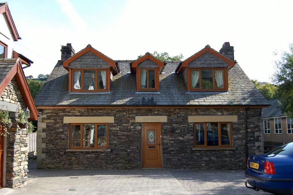 Lakeland stone cottage