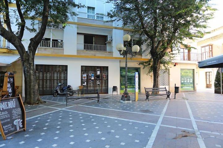 Apartamento completo en la Plaza Plateros - Jerez de la Frontera