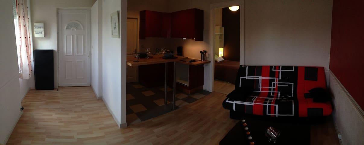 Appartement  T2 proche de bordeaux