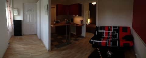 1 Bedroom  Apartment near Bordeaux