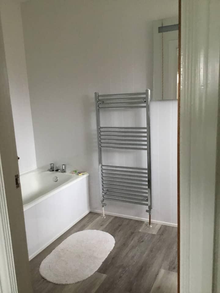 Private en suite room