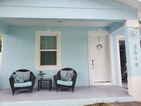 Quaint Private Room Close To Downtown