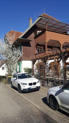 Schöne Ferienwohnung in einer Villa - Bühlertal - Apartament