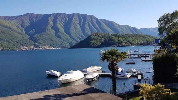 Vacanze da sogno sul lago di Como