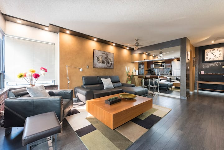 Vogue Condo at the Heart of Vancouver Retail Spots