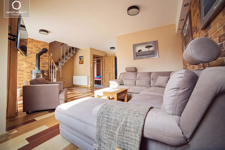 Apartamenty Wonder Home - Podróżnik