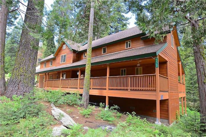 Bear Bottom Cabin - Shaver Lake - Appartement