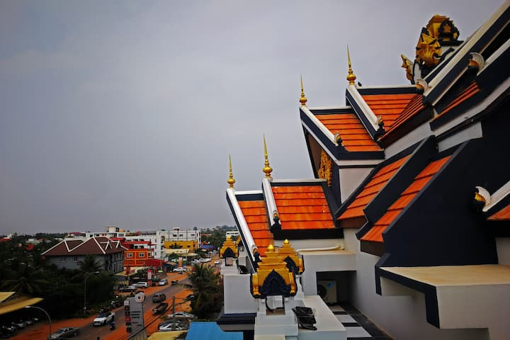 Khmer Mansion Suites+daily Breakfast