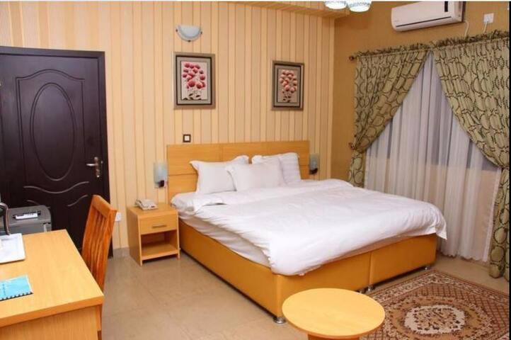 Jasmine Hotel-Standard Room